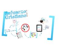 Copy of Esfuerzo Cristiano