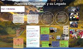 Pueblos Originarios y Legado - 2018