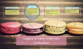 Legacy of Early American Civilization