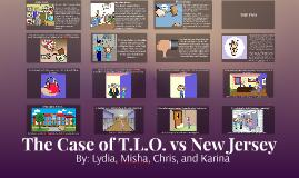 T.L.O. vs New Jersey