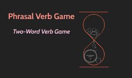 Phrasal Verbs Game