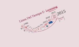 Linea del Tiempo e- learning