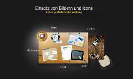 Einsatz von Bildern und Icons