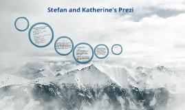 Stefan's and Kate's Prezi