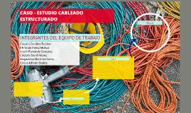 CASO - ESTUDIO CABLEADO                             ESTRUCTU