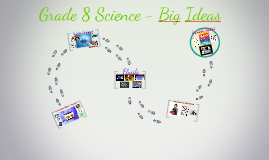 Grade 8 Science - Big Ideas