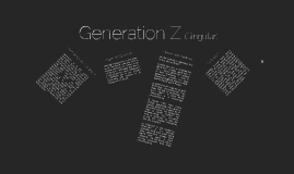 Generation Z Presentation