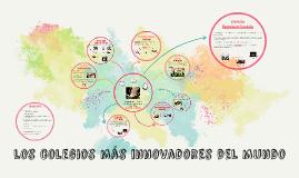 Copy of Los colegios más innovadores del mundo (definitivo)