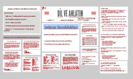 Copy of ANLATIM BOZUKLUKLARI