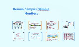 Reunió Monitors