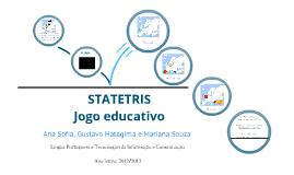 STATETRIS - Jogo Educativo