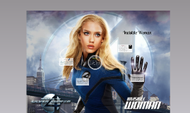 Invisible Woman - IT