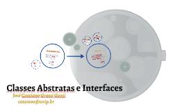 Classes Abstratas e Interfaces