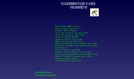 Harrington Park Hornets !