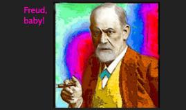 Freud, baby!