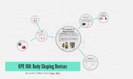 Body Shaping Devices