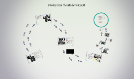 Review of Early Protests in the Modern CRM
