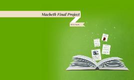 Macbeth Final Project
