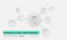 Herramientas de la Calidad - Industria Farmacéutica
