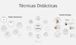 Técnicas Didacticas