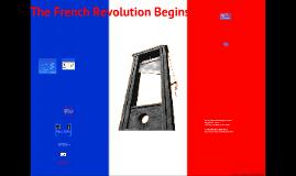 French Revolution Begins XWH2X