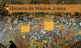 Historia de México por periodos