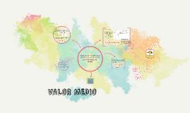 Copy of VALOR MEDIO
