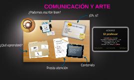 COMUNICACIÓN Y ARTE