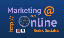 Marketing Online y Redes Sociales