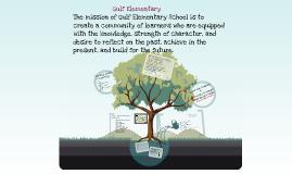 Gulf Elementary 2013-2014