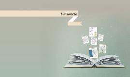Copy of Un soneto