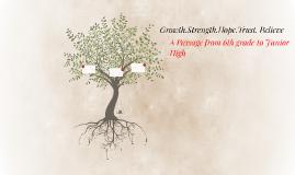 Growth.Strength.Hope.Trust. Believe