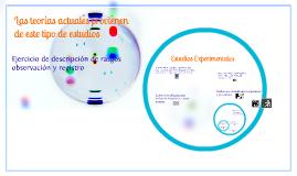 Clase 3 Evolutiva Metodos Experimental y Descriptivo