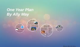 Two Year Plan
