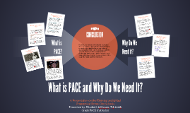 What is PACE and Why Do We Need It?