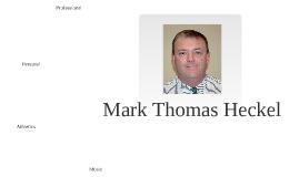 Mark T. Heckel