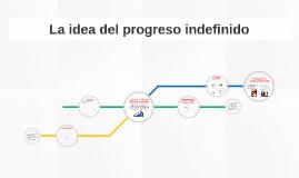 Copy of La idea del progreso indefinido