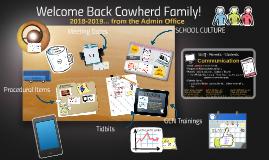 Cowherd 2018-2019 BOY Presentation