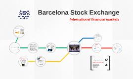 Barcelona Stock Exchange