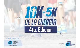 Carrera 10k - 5k de la energía