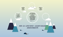 MH- LS- LIFE SPAN - LEARN SMART ASSIGNMENTS