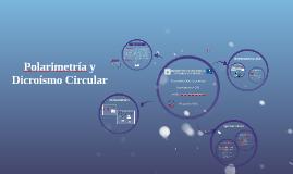 Polarimetría y dicroismo circular