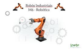 Robôs Industriais