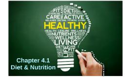 4.1 Diet & Nutrition