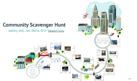 Community Scavenger Hunt