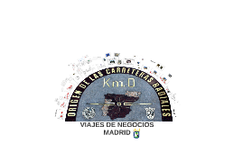 Viaje de Negocios MADRID