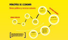 bienes publicos y recursos comunes