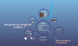 BOURGOGNE-FRANCHÉ COMTE