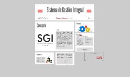 Sistemas de Gestión Integral