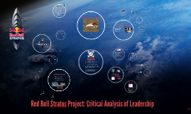 Red Bull Stratos - Leadership - Group E4